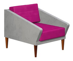 Timeless-Armchair_Living-Concrete-Ltd_Treniq_0