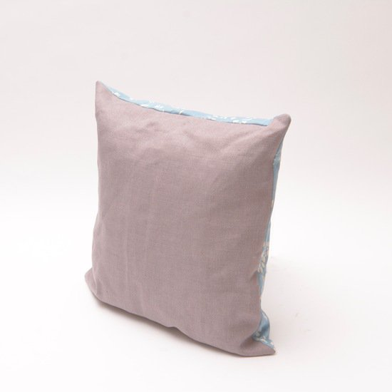 Natural light indigo phoenix pattern cushion bluehanded ltd treniq 1 1504738545731