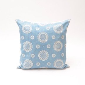 Natural-Light-Indigo-Sun-Flower-Pattern-Cushion_Bluehanded-Ltd_Treniq_0