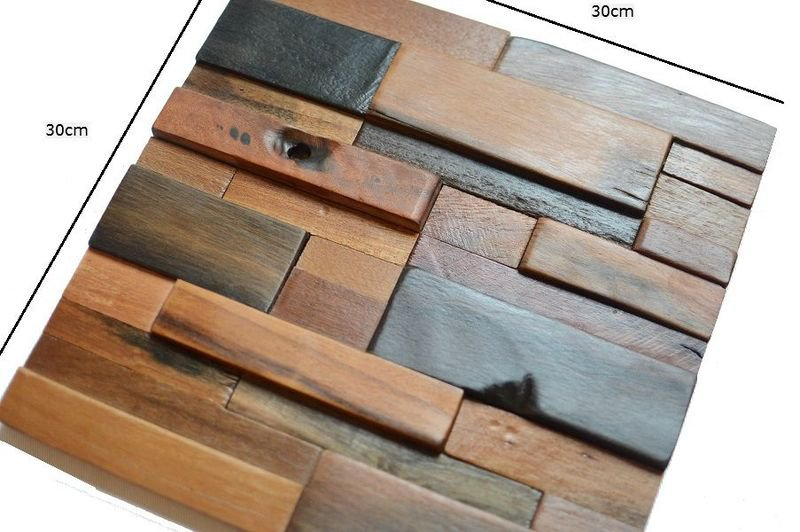 Decorative wall tiles  wood mosaic  wall covering panels  wooden tiles wood mosaic ltd treniq 1 1504815160609