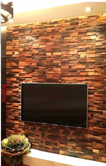 Decorative wall tiles  wood mosaic  wall covering panels  wooden tiles wood mosaic ltd treniq 1 1504815160611