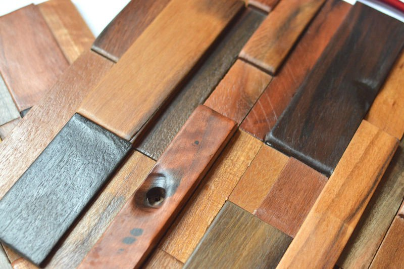 Decorative wall tiles  wood mosaic  wall covering panels  wooden tiles wood mosaic ltd treniq 1 1504815160607