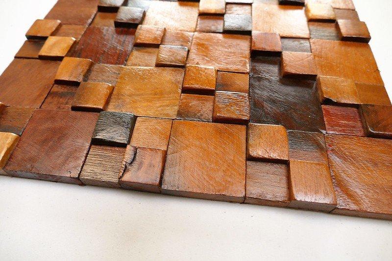 Decorative wall tiles  wood mosaic  wall covering panels  wooden tiles wood mosaic ltd treniq 1 1504818428250