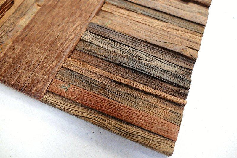 Decorative wall tiles  wood mosaic  wall covering panels  cladding  tiles wood mosaic ltd treniq 1 1504821378816