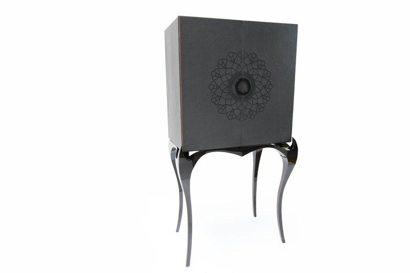 Naperon black cabinet  alma de luce treniq 1 1505214183729