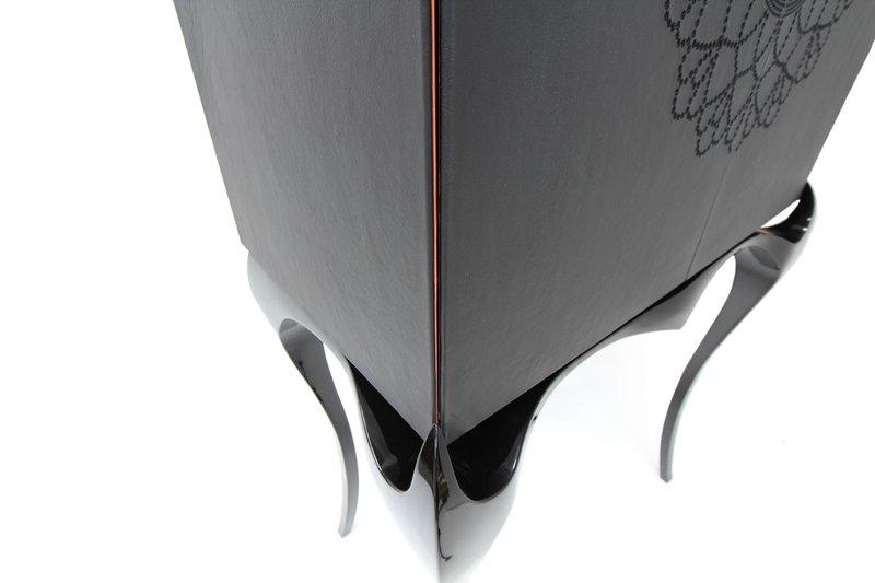 Naperon black cabinet  alma de luce treniq 1 1505214247170