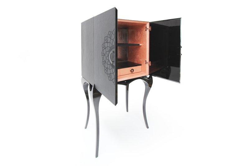 Naperon black cabinet  alma de luce treniq 1 1505214287003