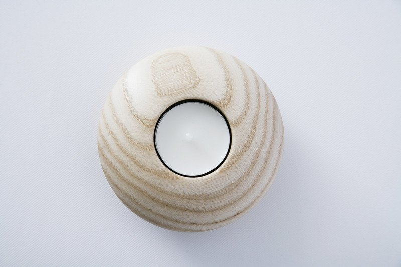Owan ash tea light holder   small design bros treniq 1 1505295530416
