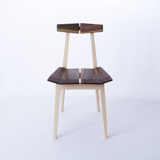 Marumi chair   beech walnut design bros treniq 1 1505310714675