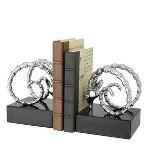 Silver-Bookend-(Set-Of-2)-|-Eichholtz-Ibex_Eichholtz-By-Oroa_Treniq_0