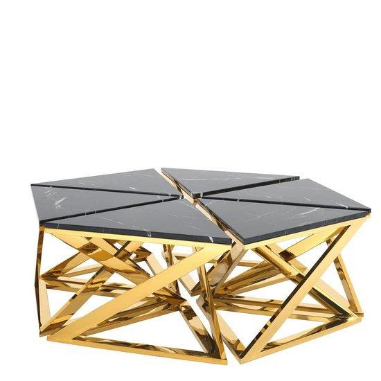 Marble coffee table   eichholtz galaxy eichholtz by oroa treniq 1 1505472355672