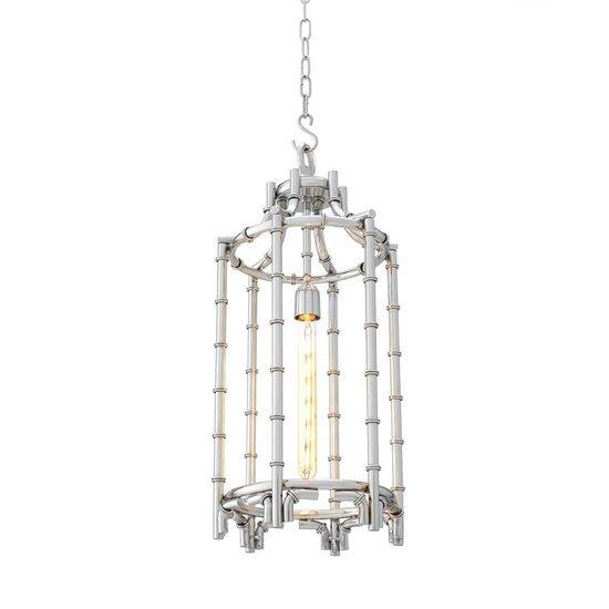 Stainless steel hanging lantern   eichholtz vasco eichholtz by oroa treniq 1 1505472461120