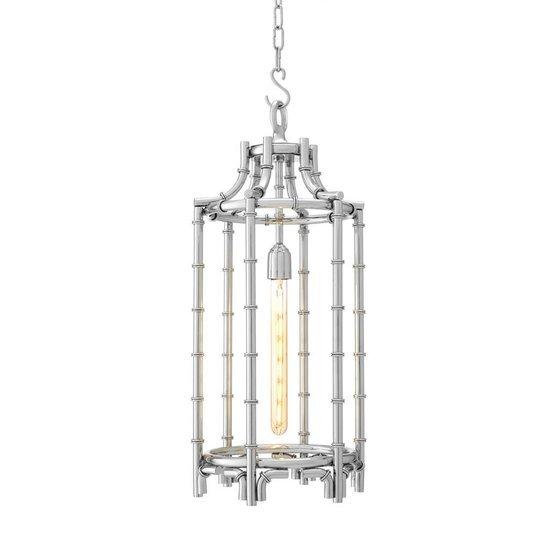 Stainless steel hanging lantern   eichholtz vasco eichholtz by oroa treniq 1 1505472461118
