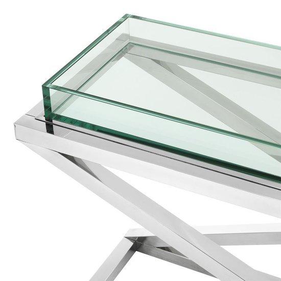 Glass console table   eichholtz curtis eichholtz by oroa treniq 1 1505473295349