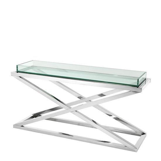 Glass console table   eichholtz curtis eichholtz by oroa treniq 1 1505473295339