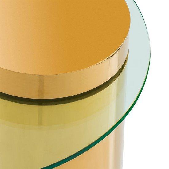 Round glass side table   eichholtz equilibre eichholtz by oroa treniq 1 1505473453143