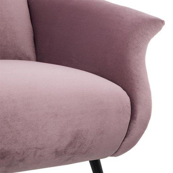 Lilac velvet chair   eichholtz trezzo eichholtz by oroa treniq 1 1505722085564