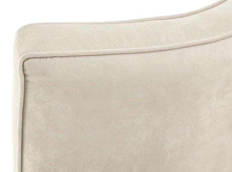 Ecru velvet sofa   eichholtz giulietta eichholtz by oroa treniq 1 1505723002398