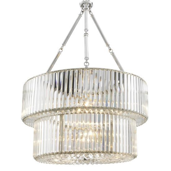 Glass chandelier   eichholtz infinity double eichholtz by oroa treniq 1 1505724703921