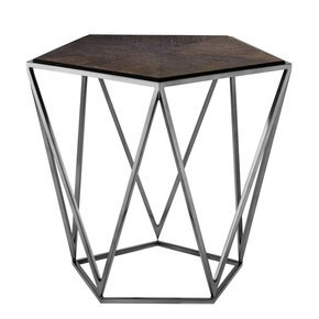 Pentagon-Side-Table-|-Eichholtz-Charcoal-Oak-Veneer_Eichholtz-By-Oroa_Treniq_0