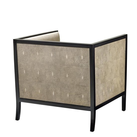 Grey cubed armchair   eichholtz lauriston eichholtz by oroa treniq 1 1505736051766