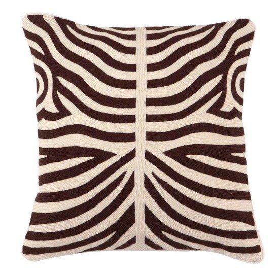 Eichholtz pillow zebra brown eichholtz by oroa treniq 1 1505736916660