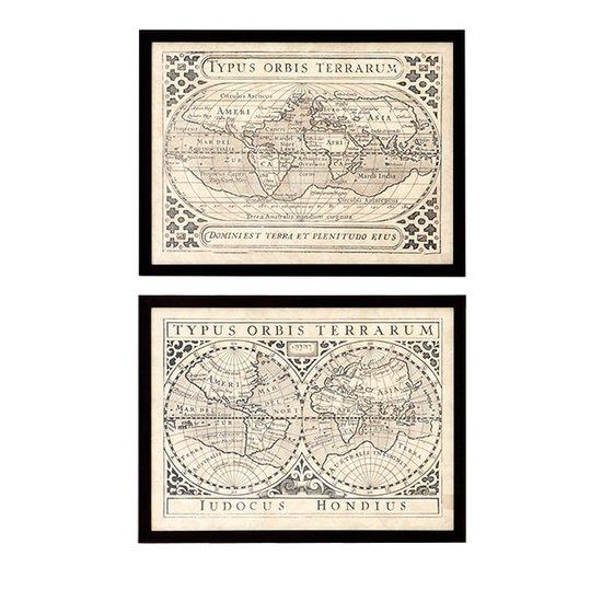 Eichholtz vintage maps print eichholtz by oroa treniq 1 1505820075021