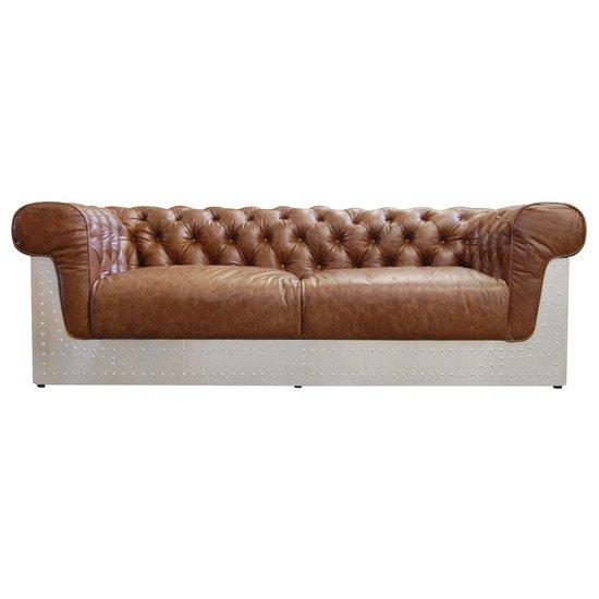 High quality aviator leather sofa shakunt impex pvt. ltd. treniq 1 1505893456586