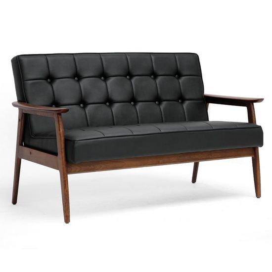 Vintage leather 3 seater sofa shakunt impex pvt. ltd. treniq 1 1506075418481
