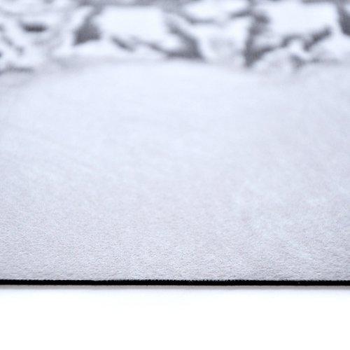 Super long grey persian cowhide rug mineheart treniq 1 1506275057652