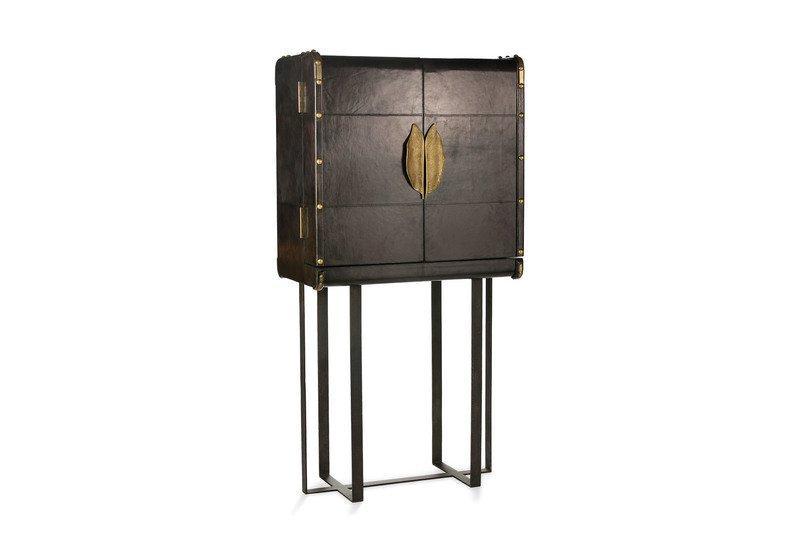 Exclusive grey cabinet cravt original treniq 1