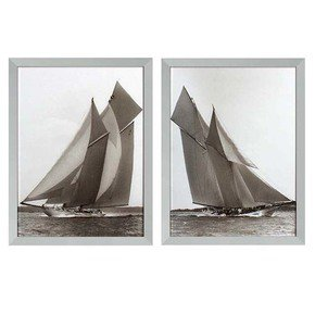 Eichholtz Beken of Cowes Print (Set of 2)