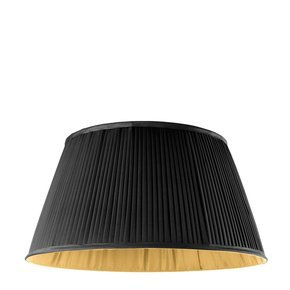 Pleated-Empire-Shade-|-Eichholtz-Bouilotte-Black-Large_Eichholtz-By-Oroa_Treniq_0