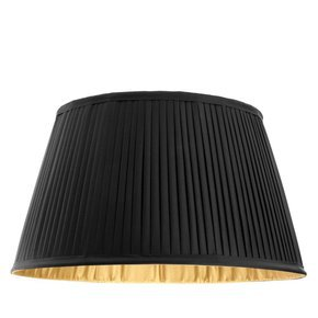 Pleated-Empire-Shade-|-Eichholtz-Bouilotte-Black-Small_Eichholtz-By-Oroa_Treniq_0