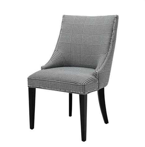 Charcoal dining chair   eichholtz bermuda eichholtz by oroa treniq 1 1506427113549
