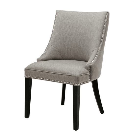 Gray dining chair   eichholtz bermuda eichholtz by oroa treniq 1 1506427172867