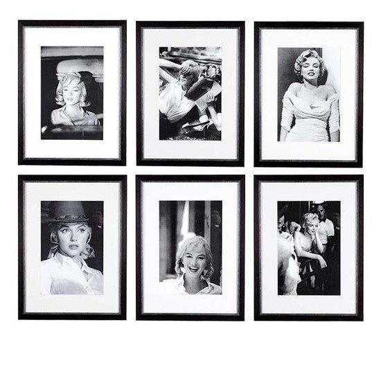 Eichholtz marilyn monroe prints (set of 6) eichholtz by oroa treniq 1 1506428756298