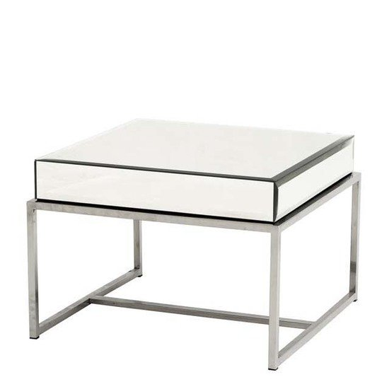 Eichholtz Side Table.Square Side Table Eichholtz Beverly Hills