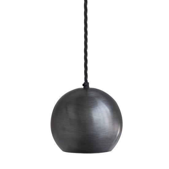 The globe collection pendant light   pewter industville treniq 1 1506515945327