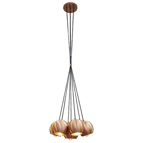 The globe collection pendant light   copper industville treniq 1 1506516491202