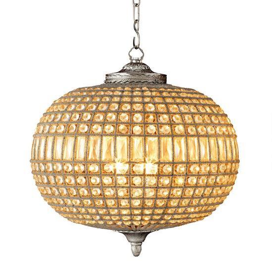Crystal chandelier   eichholtz kasbah   m eichholtz by oroa treniq 1 1506529016493