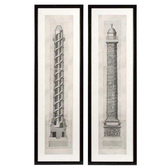 Eichholtz columna print (set of 2) eichholtz by oroa treniq 1 1506579470279