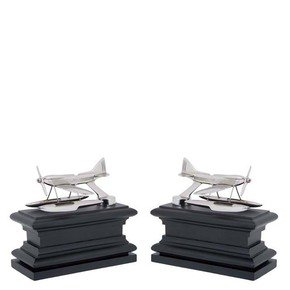 Silver-Bookend-(Set-Of-2)-|-Eichholtz-Hydroplane_Eichholtz-By-Oroa_Treniq_0