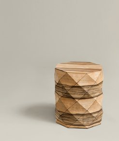 Small-Side-Table-|-African-Walnut_Tesler-+-Mendelovitch_Treniq_0