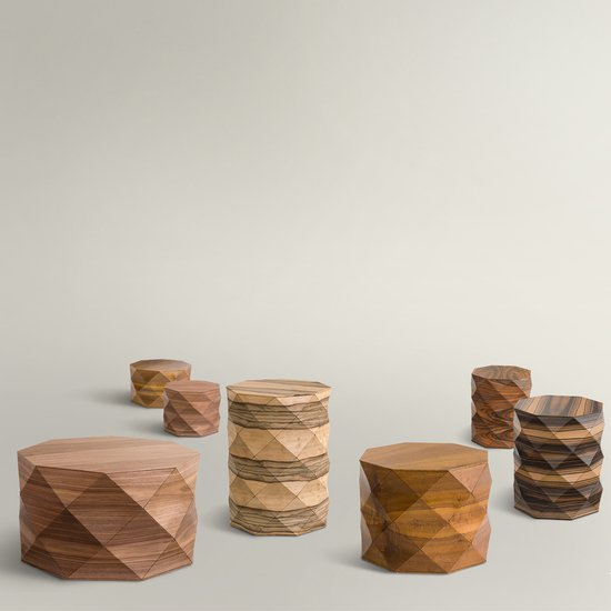 Medium size coffee table   american walnut tesler   mendelovitch treniq 4 1506584513341