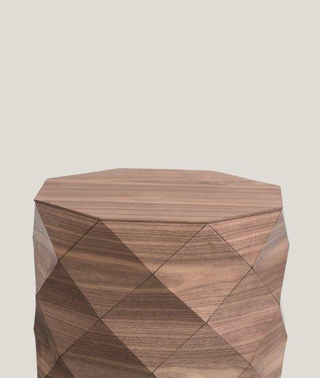 Medium size coffee table   american walnut tesler   mendelovitch treniq 4 1506584513343
