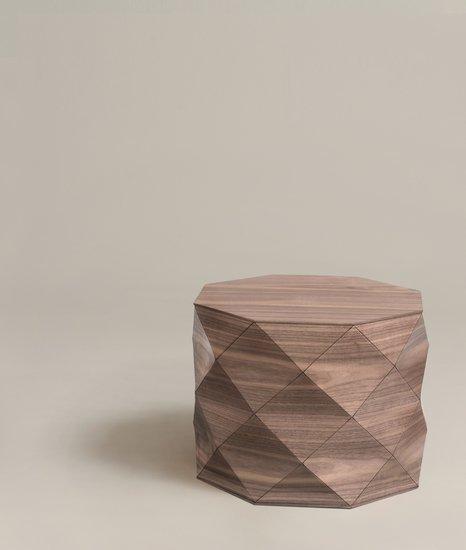 Medium size coffee table   american walnut tesler   mendelovitch treniq 4 1506584513342
