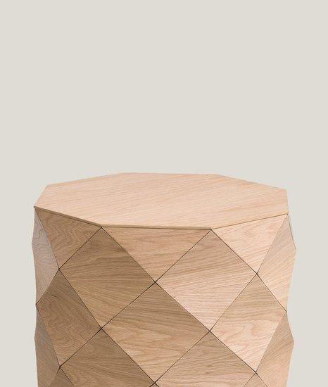 Medium size coffee table   oak tesler   mendelovitch treniq 4 1506584559912
