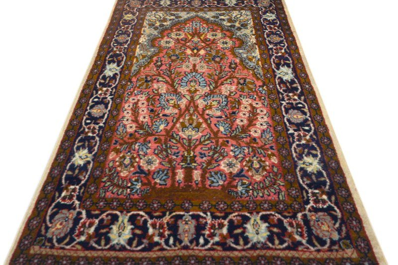 Jaal tree of life woolen area rug yak carpet  treniq 1 1506595068171