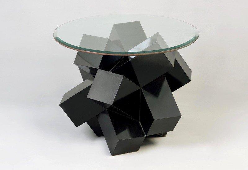 Asterisk coffee table aurum treniq 1